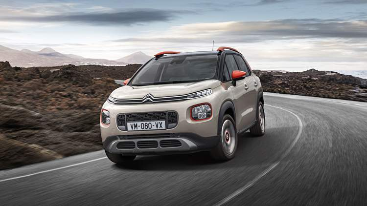 C3 Aircross SUV occasion